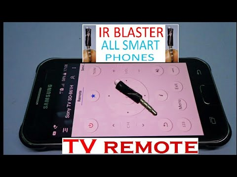 how to make ir blaster with one led