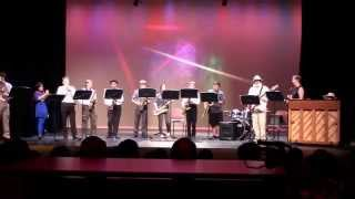 Go Ask Your Mother-Sobrato Jazz Band 2014