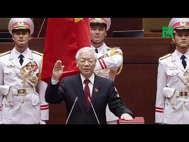 Tổng bí thư Nguyễn Phú Trọng đắc cử Chủ tịch nước | VTC14