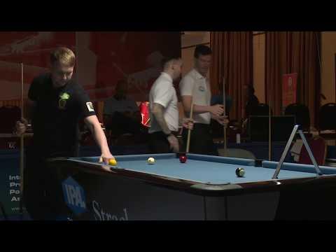 IPA World Pool Championships 2018 - Day 6