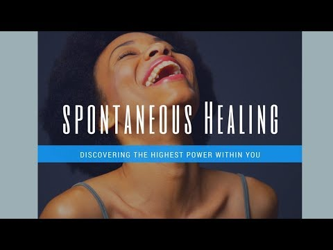 Spontaneous Healing With Janet