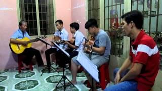 Ngồi lại bên nhau Guitar  Vườn Âm nhạc Xuân Hòa