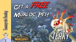 [WoW] How To Get A Secret Murloc Pet
