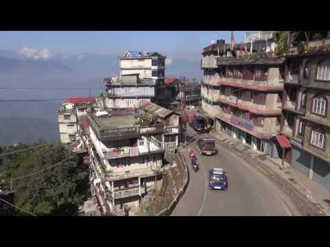 Steam of Darjeeling Himalayan Railway DHR India(Nov.2016) 11 インド・ダージリンヒマラヤ鉄道の蒸気機関車(2016年11月)11