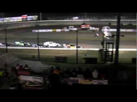 USMTS @ Deer Creek Speedway Hunt Race #13 B-Main #2  9-1-2012
