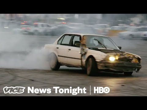 Libya's Street Racers & Revenge Porn: VICE News Tonight Full Episode (HBO)
