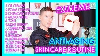 THE TRUTH ABOUT MY EXTREME ANTI-AGING SKINCARE ROUTINE | SECRETS + BEST PRODUCTS