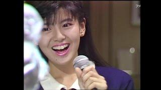 トップテン 1986/11/03 第7位 実は、「雷電」はこの動画1本だけをupする...