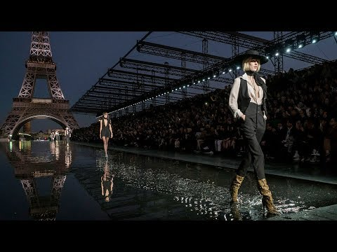 Saint Laurent | Spring Summer 2019 Full Fashion Show | Exclusive