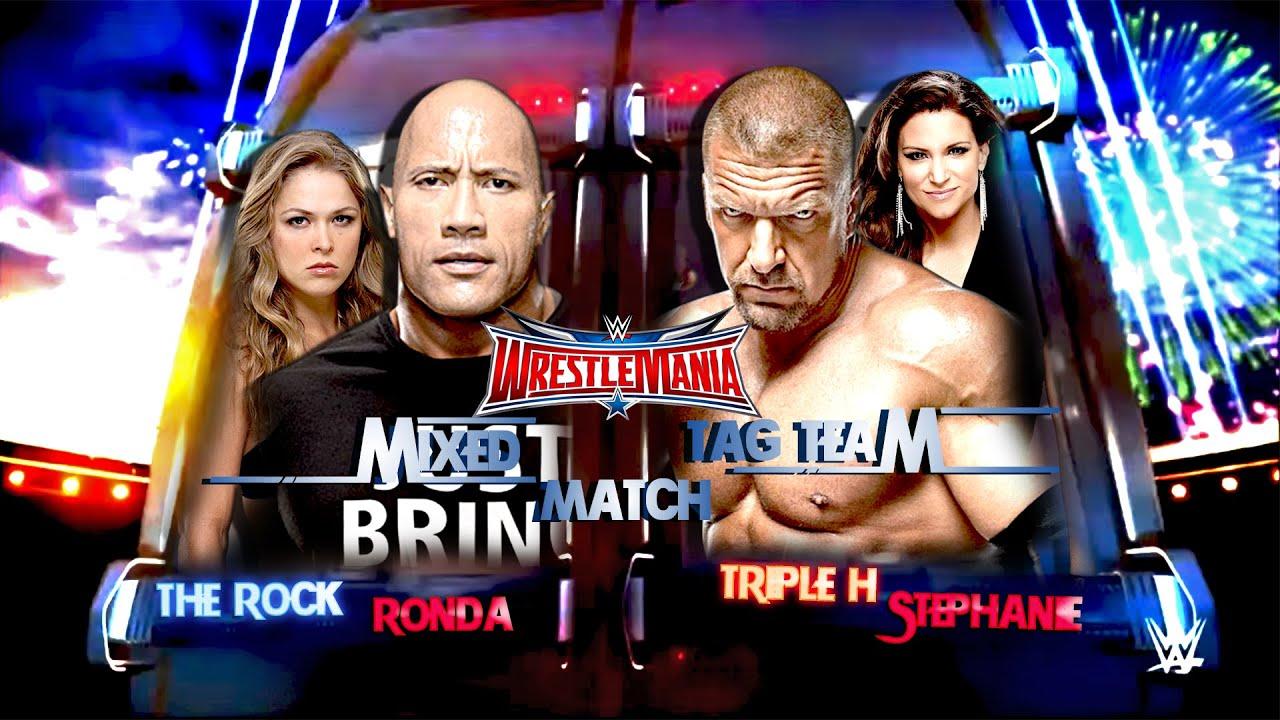 WWE Wrestlemania 32 (2016) Online