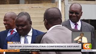 Breakaway group says SDA leaders corrupt