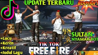Download Tik Tok Free Fire dan JUDUL LAGU Keren, Lucu, Update Terbaru 5