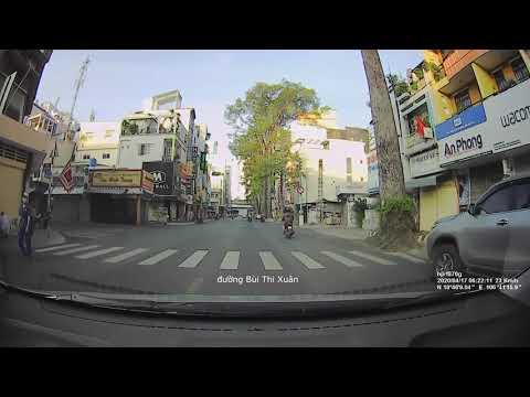 đường Bùi Thị Xuân, quận 1