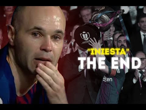Andres Iniesta ● The Maestro [FC BARCELONA - THE END] thumbnail