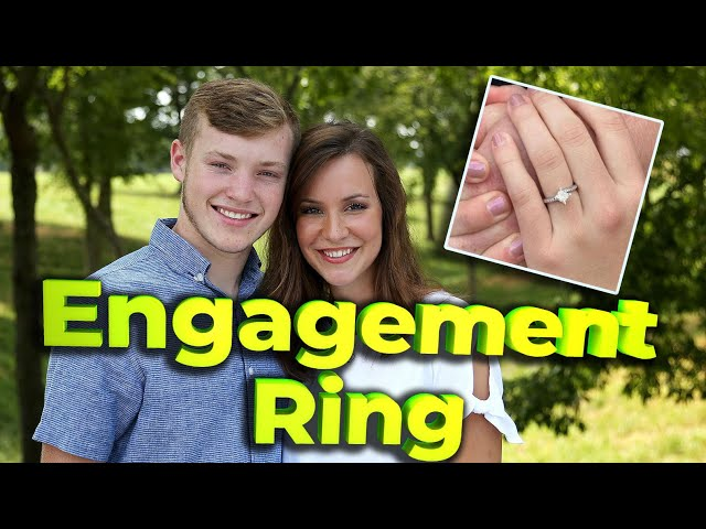 Claire Spivey Swears That Justin Duggar Paid for Her Engagement Ring. No, Really!