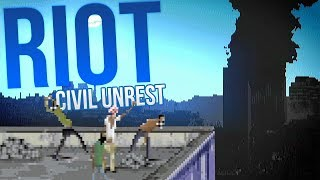 Riot Civil Unrest - Bringing Out The Tanks! And Camels?? - Egypt - Riot Civil Unrest Gameplay