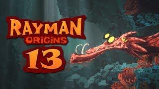 Rayman Origins CO-OP #13 - So Sad, Bad Dad