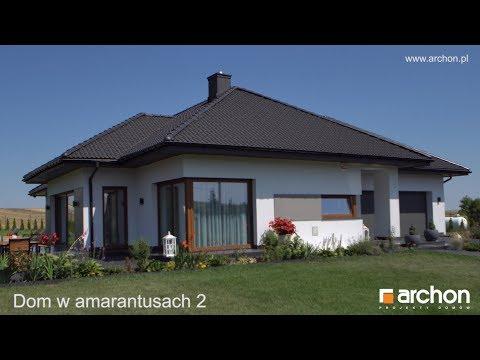 Przestronny I Nowoczesny Dom Parterowy Projekt Dom W