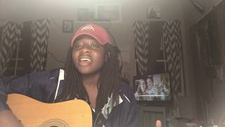 Even though I'm leaving by Luke Combs (cover) Video