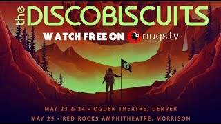 The Disco Biscuits - 5/25/19 - LIVE from Red Rocks in Morrison, CO! thumbnail