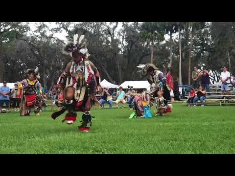 Native American Festival preserves tribal customs, traditions