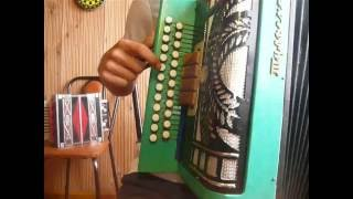 Разбор песни Danza kuduro из кинофильма Форсаж 5 на гармони.