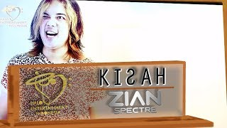 Video ZIAN SPECTRE - KISAH  - Official Music Video 1080p download MP3, 3GP, MP4, WEBM, AVI, FLV Agustus 2017