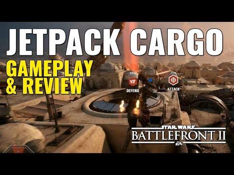 JETPACK CARGO - Gameplay & Review - Star Wars Battlefront 2
