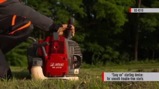 Efco brushcutters for intensive and professional applications