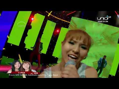 Luna canta una bellísima canción  | Fiesta | Galas en vivo | Factor X Bolivia 2018