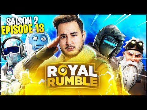 L'ULTIME TENTATIVE POUR REMPORTER  LE ROYAL RUMBLE ! (Saison 2 - Ep.13) thumbnail