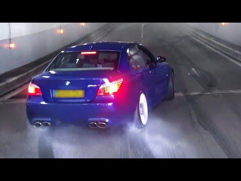 BMW E60 M5 - Epic V10 Sound