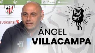 🎙️ Ángel Villacampa | pre Athletic Club - FC Barcelona | J15 Primera Iberdrola