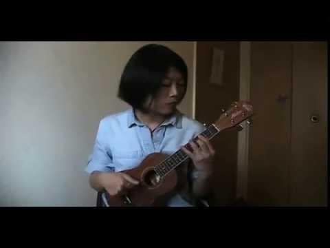 Skyfall Adele Ukulele Cover Youtube