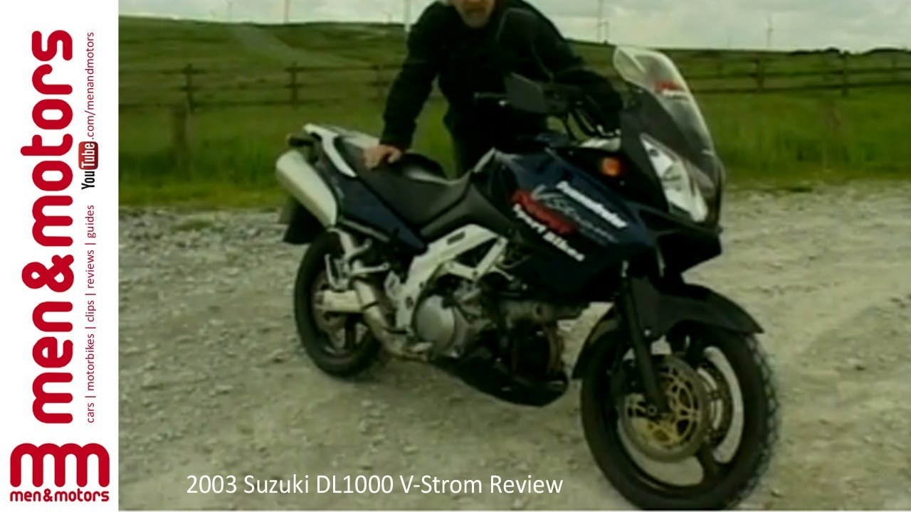 Suzuki V Strom Review