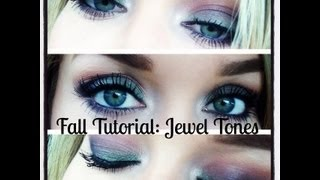 Fall Tutorial: Jewel Tones (Green, Purple, Cranberry) Thumbnail