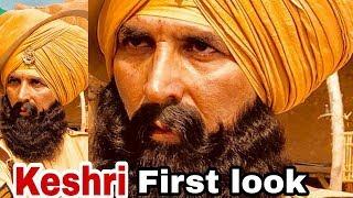 Kesari First Look | Akshay Kumar New Movie 2018