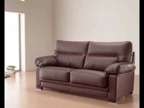 Sofas sofas chaiselongue muebles salvany 2 youtube for Muebles catalunya
