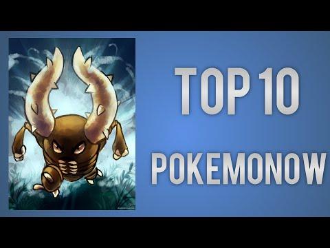 【 TOP 10 Pokemonów 】
