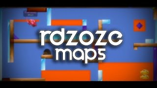 ► Rdzoze's Bootcamp Maps | Transformice (200 subs ♥)