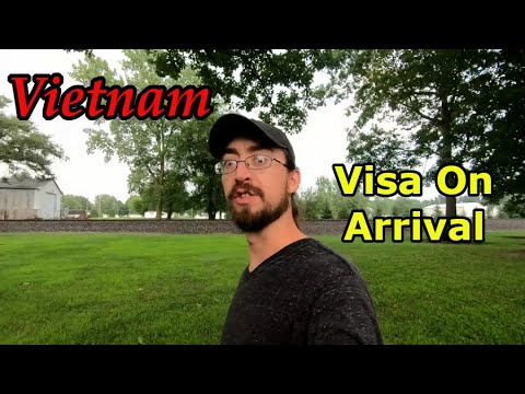 Vietnam Visa On Arrival - How To Apply