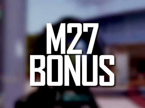 BO2 Bonus: M27