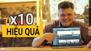 Hướng dẫn xem kênh Nguyên Lê Channel HIỆU QUẢ X10
