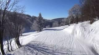 Ski Vosges La Bresse Honneck super piste La Duchesse