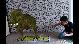 Оживил Динозавра