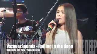 Vazquez Sounds - Rolling in the deep - Concierto exa 2012