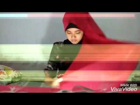 5 tutorial hijab sehari-hari 2016 by inivindy   pashmina sifon.