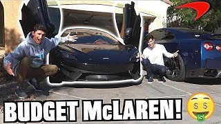 Buying The Cheapest McLaren 570s In The Country!!