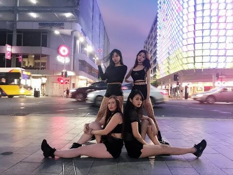 [ DANCE IN PUBLIC] BLACKPINK LISA SOLO - SWALLA DANCE COVER - AUSTRALIA RUNDLEMALL