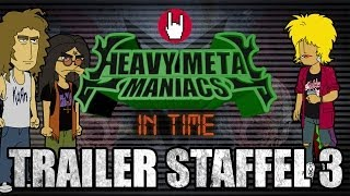 Heavy Metal Maniacs: Trailer Staffel 3